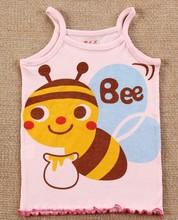 baby's tank tops/baby's tops/custom baby's vest