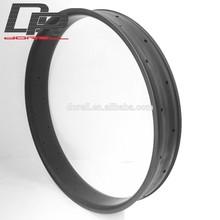 New product! 26er clincher 90mm carbon fat bike rim for fat bike wheelset