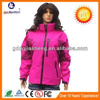 Bulk Fashion Women Style Outdoor Heat Jacket, sports coat