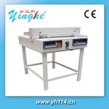 Máquina multifunções baixo preço de boa qualidade industrial guilhotina de papel plástico cortador