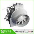 Mejor venta de ac/dc circular del conducto de ventilación del ventilador