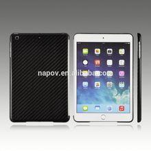 Custom High Quality Newest Design Cover Carbon Fiber Case for iPad Mini 3