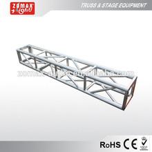 ZOMAX bolt Outdoor event aluminium light weight steel roof truss