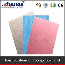 Alusign composite roof sandwich panel