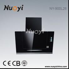 apparecchi di cottura ce approvato automatico di pulizia cucina ventilatore di scarico con la luce