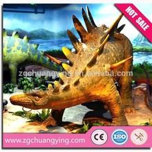 2014 dinosaur park art fiberglass dinosaur