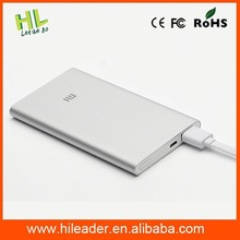 2015 Ultra-thin metal 5000mah for iphone 4/4s power bank