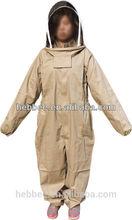 Promoção! 100% algodão roupas de proteção apicultor