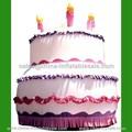 2015 grande torta festa di compleanno decorazioni gonfiabili cartoon h9-21