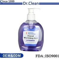 Non Irritating children hand liquid soap