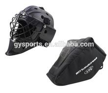 Newest american football helmet/carbon fiber ice hockey goalie mask