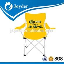portable beach chair folding beach lounger/armchair