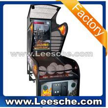 LSJQ-383 leesche the gun basketball shooting machine basketball arcade game machine for kids TT