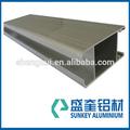 de aluminio perfil de extrusión de fabricante