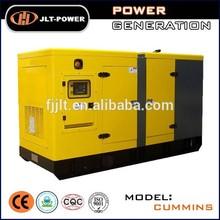 Global warranty Silent Diesel 45kva generator price from JLTPOWER