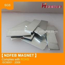 powerful ndfeb magnet, sintered neodymium magnet China supplier
