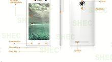 Smart phone vivo x3s mtk6592 octa core smart phone
