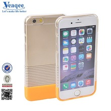 Veaqee hot offer tpu+pc hard case cover for iphone 6