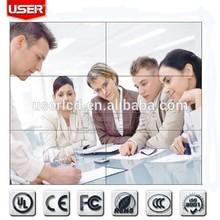 USER LCD videowall commercial lcd videowall FHD 1920x1080 HDMI/DVI/VGA/AV/YPBPR