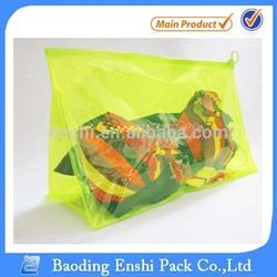 waterproof pvc bag for bathing suit packaging