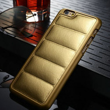 For iPhone 6 Leather back Case, oem motherboard for iphone 6