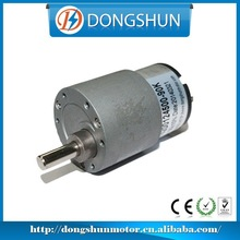 DS-37RS520 37mm 12volt DC variable speed gear motor