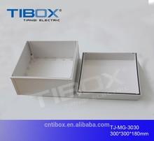 hinged IP66 waterproof plastic enclosure box/handheld plastic enclosure