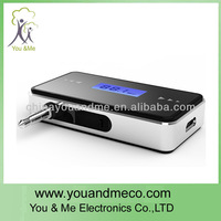 Car FM Transmitter with LCD Screen Made in China Factory