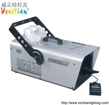 export import china snow making machine manual control 1200w christmas tree snow machine