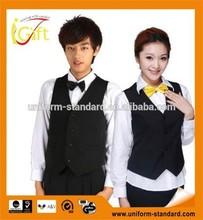 2015 Best selling Hotel Staff Uniform Hotel Uniform Design popular cheap bellboy uniform for hotel