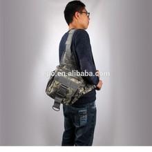 Floding sport bag,multifunction waist bag,military camera bag