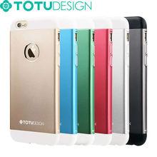Multicolor TOTU Cheap Metal Mobile Phone case for iphone6 plus