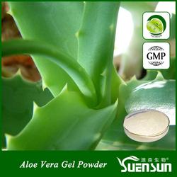 oganic water soluble pure freeze dried aloe vera gel powder