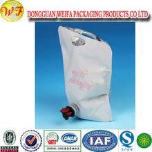 Juice packaging bag &Mineral water packing plastic bag bottle