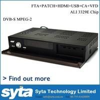 HD USB digital ALI M3329E 810b satellite receiver decoder DVB-S
