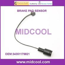 High Quality Brake Pad Sensor FOR BMW E12 E23 E24 34351179821,34351180780,34212225229,61311361896