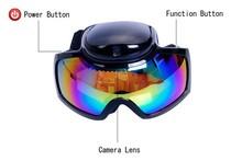 Hidden Camera Sunglasses Camera HD 720P Ski Waterproof skilling Goggle Camera