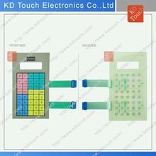 Metal Dome Membrane Keypad,tactile membrane keyboard