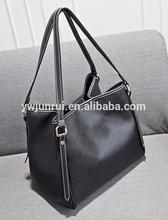 China export big brand designer vogue black belt decorative female shoulder bags in handbags