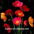 el yapımı tuval güzel yağlıboya çiçek resimleri