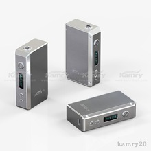 100w vape mod kamry100 box vape mods 100Watt mechanical digital electronic cigarette 7w~100w fit 2pcs 18650 battery