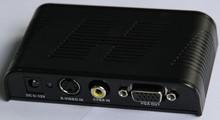 RCA to VGA, Composite to vga, AV to VGA