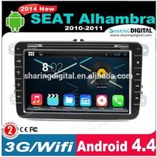 Android 4.4.2 Car Radio GPS Navigation System VWM-8698GDA for VW Golf 5 Skoda Octavia