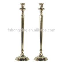 C161 candle holder insert metal holders for wedding decoration