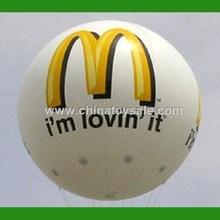 2015 Guangzhou China Latest Cheap Advertising Inflatable Air Ballon