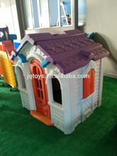 2014 popular children plastic play garden house toy