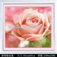 """Beautiful pink rose"" DIY Full Diamond Painting"