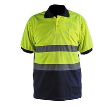 super soft cotton t-shirts T-Shirt confirms to EN471 Class2 ANSI/ISEA