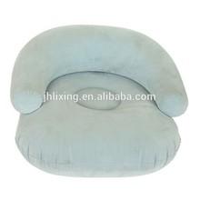 new design environmental friendly pvc inflatable sofa outside use