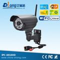 Remoto del teléfono de vigilancia H.264 HD / D1 tomando wifi de la cámara ip ( IPC-6710 )